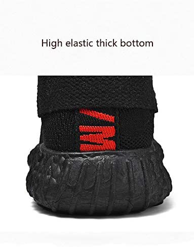 outdoor casual running shoes Mens sneakers shoes lightweight low cut slip strap mesh breathable hiking shoes