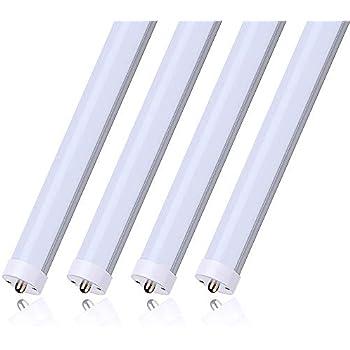 8ft LED Bulbs for T12 LED Fluorescent Fixtures, F96T12 LED