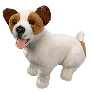Carl Dick Peluche - Perro Jack Russell Terrier (felpa, 40cm) [Juguete]