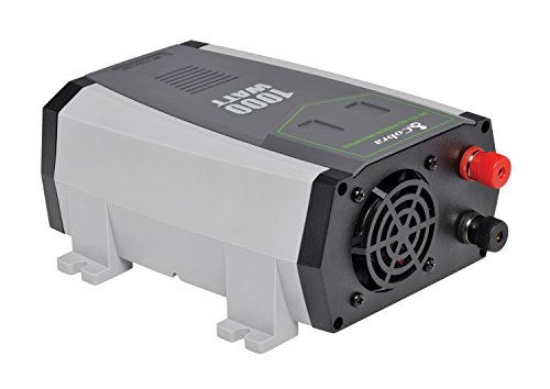Cobra Power Inverter, 2.4 and Grounded Outlets