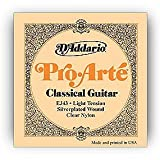 D'Addario J4302 Pro-Arte Nylon Classical Guitar Single String, Light Tension, Second String