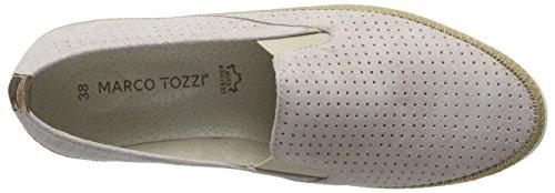 Marco Tozzi Premio 24616, Mocasines para Mujer Rosa (Rose Comb 596)