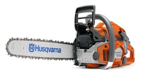 Husqvarna 550XP Autontune 18' 2-stroke Gas Powered Chainsaw 50cc .325' .050' laminate bar & chain