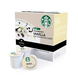 Starbucks Vanilla Coffee Keurig K-Cups