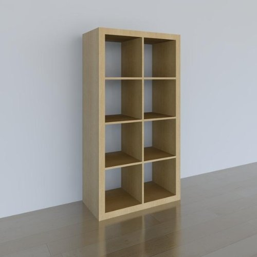 Regal ikea expedit  IKEA Regal EXPEDIT (8 Fächer) BIRKE, 149x79x39cm: Amazon.de: Küche ...
