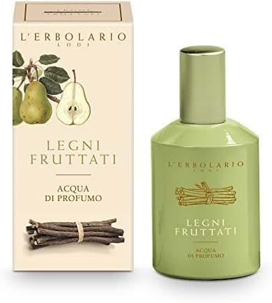 Legni Fruttati (Fruit & Woods) Acqua di Profumo (Eau de Parfum) by L'Erbolario Lodi