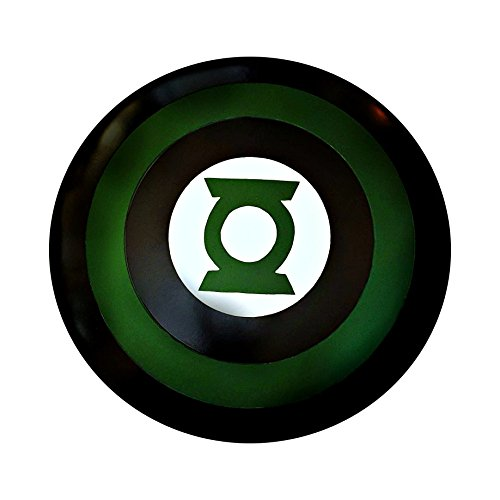 [Lifesize Handmade Green Lantern Shield] (Kickass Costume Cosplay)