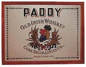 Paddy - Small Mirror by Paddy Irish Whiskey
