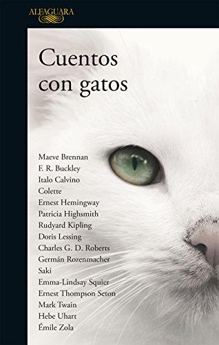 Cuentos con gatos (Spanish Edition) by [Varios autores]