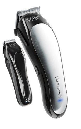 Wahl 79600-2101 Lithium Ion Cordless Clipper, Health Care Stuffs