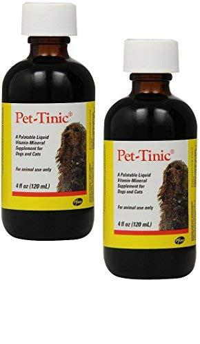 Pet Tinic 4 Oz 2 Pack