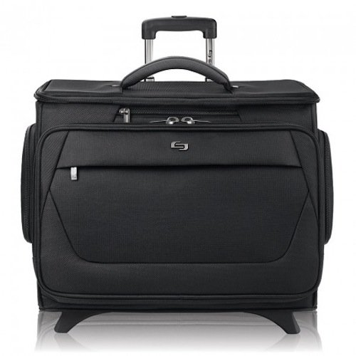 Solo Classic 15.6 Inch Rolling Laptop Catalog Case