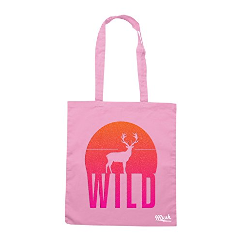 Borsa WILD - Rosa - MUSH by Mush Dress Your Style