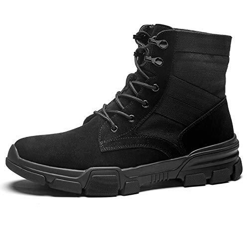 Lianaiec Herrenstiefel Winter High Top Schuhe Sind Wild In Den Wüsten Martin Stiefeln