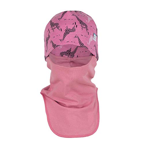 Kids Balaclava for Boys & Girls - Breathable Yet Warm Organic Cotton Face Mask