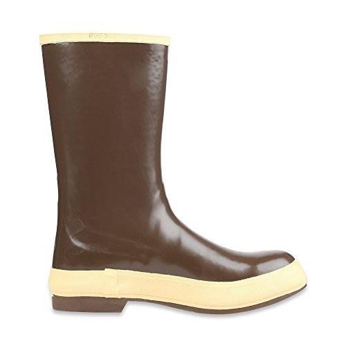 Servus 15 Stivali da lavoro in neoprene morbido per uomo con suola Chevron, rame e marrone chiaro (22215)