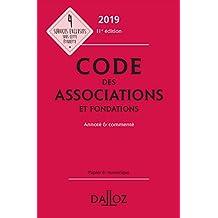 Code des Associations et Fondations 2019, Annoté et Commenté 11e