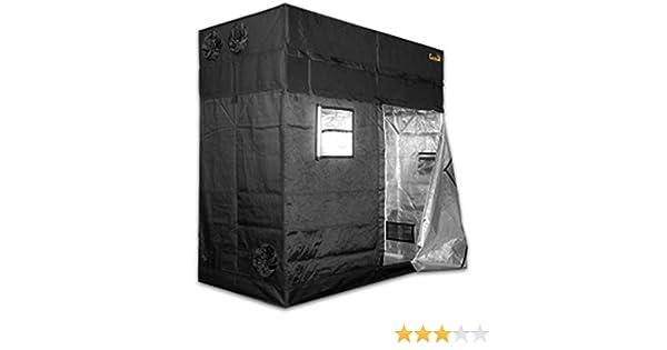 Gorilla Grow Tent - Armario para cultivar 120 x 240 x 210 cm: Amazon.es: Jardín