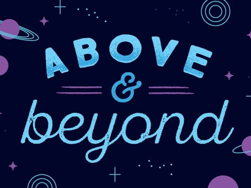 Above and Beyond egift card link image