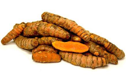 41rUK Loc8L - Bhanu Fresh Yellow Turmeric Roots 1 Lb *High Quality*