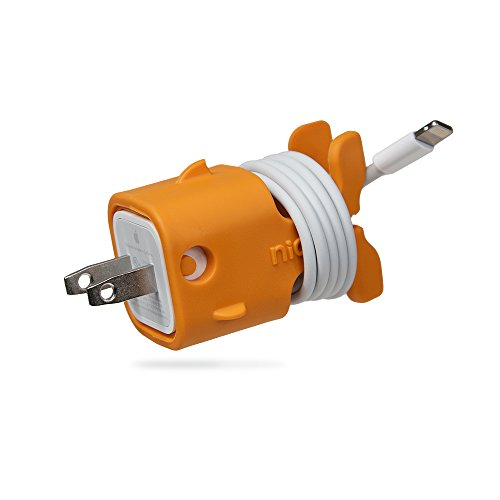 Nice GLD-01 Goldie Cable Keep – Orange