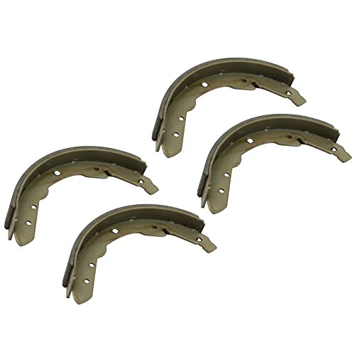 Empi 98-6098 Brake Shoe Set Vw Type 2 Bus 1964-1970 Rear ()