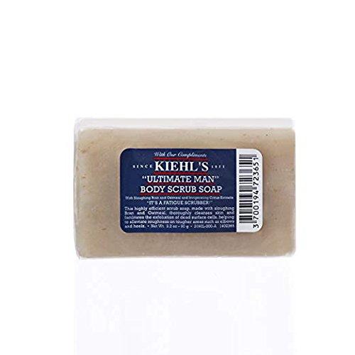 Ultimate Man Body Scrub Soap - 8