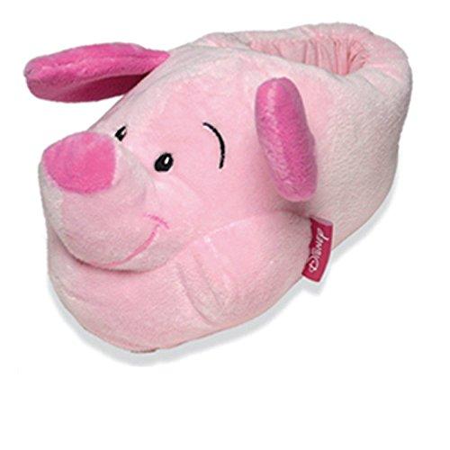 Sams Animaux Chaussons Disney Winnie l'Ourson Porcinet Chausson drôle humoristique chaud, pumoppa PIMPI