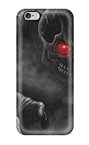 linJUN FENGTop Quality Case Cover For Iphone 6 Plus Case With Nice Joker Dark Appearance