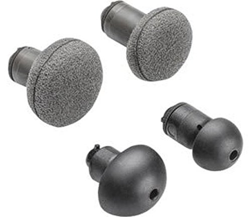 - Plantronics - Earbud Pack with Cushion, Tristar 2 Sizes of Eartips/Earbuds - Part Number - 29955-32