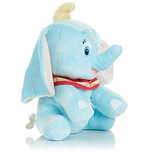 Disney Baby Dumbo The Elephant Waggy - Musical Plush Stuffed Animal, 11.5 Inches from KIDS PREFERRED