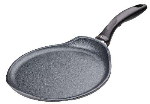 Swiss Diamond 6226i Induction Nonstick Crepe Pan, 10.25-Inch Swiss Gourmet USA