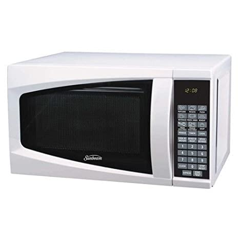 Amazon.com: Sunbeam 0,7 Cu. Ft. Horno microondas Digital ...