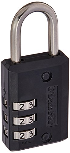 Master Lock 647D Combination Luggage
