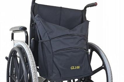 Ability Superstore - Bolsa para silla de ruedas (41 x 35,5 x 18