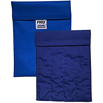Frio Insulin Cooling Case Large Wallet, Blue