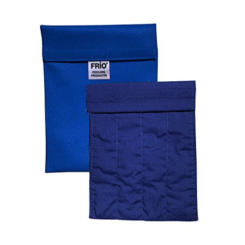 Frio Insulin Cooling Case Large Wallet, Blue
