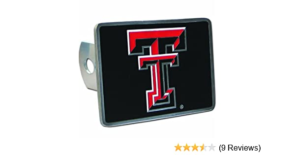 Siskiyou Texas Tech Red Raiders College Trailer Hitch Cover