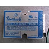 ROBERTSHAW EP-01R-N NATURAL TO LP LOCKOUT MODULE
