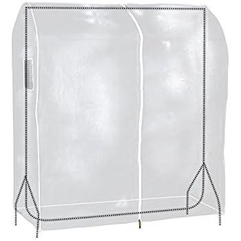 Amazon.com: Hangerworld transpirable 4 ft Garment ...