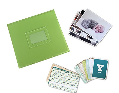 """FOTOVIVE, First Year Photo Album Kit """"Baby is Here"""", All-..."""