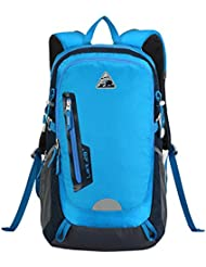 Kimlee Colorful Mini Water Repellent Kids Backpack Hiking Daypack 36L