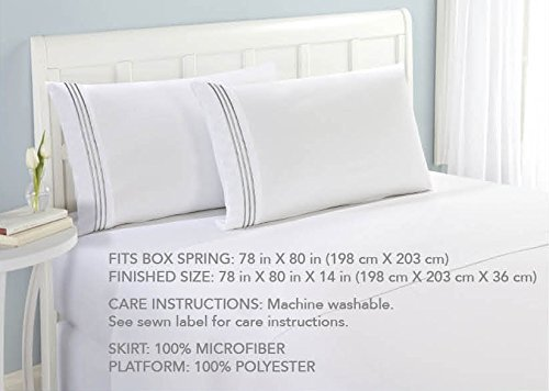 hotel collection white linen - 9