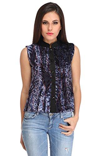 Cottinfab Women Velvet Jacket