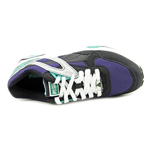 357837-03 MEN TRINOMIC R698 PUMA BLACK/POOL BLUE/PEACOAT 92gCNMM62C