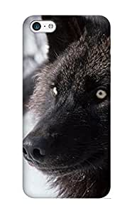 Cute High Quality Iphone 5c Animal Wolf Case Provided By Resignmjwj