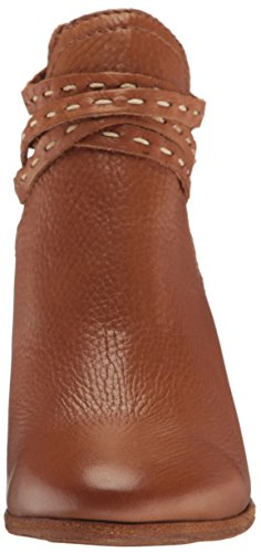 Frye Women's Naomi Pickstitch Shootie Ankle Bootie Whiskey w9fNqjfXof