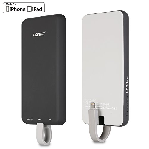 Power Bank With Lightning Connector - 7