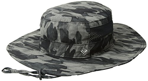 - Columbia Bora Bora Print Booney Hat, Black Camo, One Size