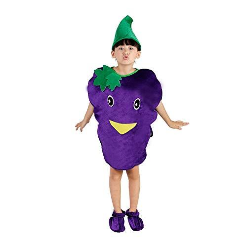 Traje verduras frutas niños Fiesta De Niños Ropa De Cosplay ...